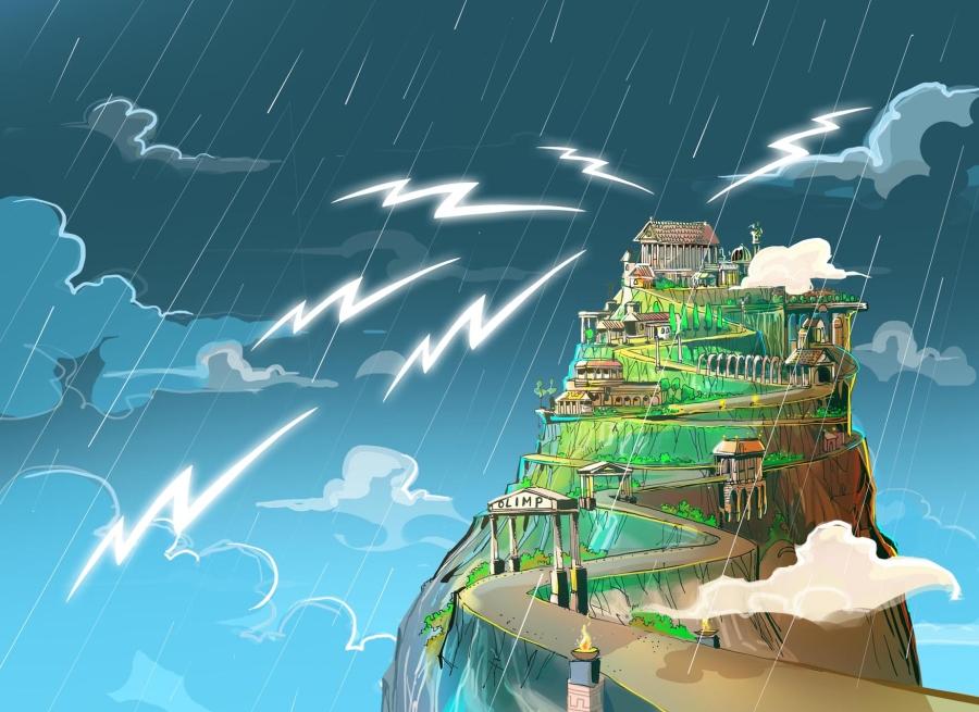 olimp-burzowo